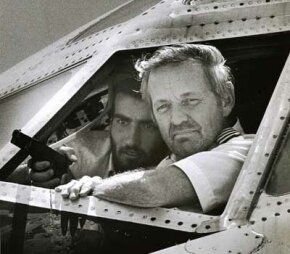 The Delta Force was created to combat increasing hostage situations, like this hijacking of a TWA flight in 1985.
