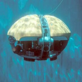 The DEPTHX autonomous underwater vehicle