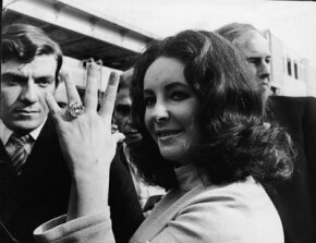 The FBI recovered Vera Krupp's enormous diamond. It eventually ended up on the hand the actress Elizabeth Taylor, who still owns it today.