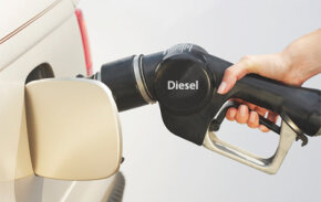 Pouring diesel fuel into an unleaded gas tank would be a big inconvenience, but it wouldn't destroy your car. See more diesel engine pictures.