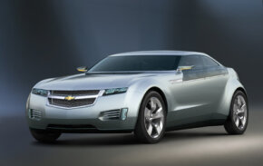 The 2007 Chevrolet Volt concept is an example of a series hybrid -- but not a diesel-powered hybrid.