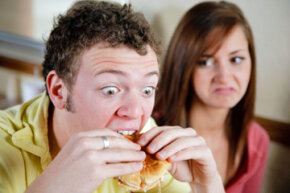 Don't sit back and watch your partner cheat! See more pictures of diet fads.