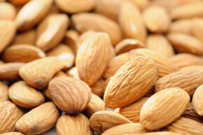 A small serving of almonds with your morning multivitamin may help you absorb more and waste less. See more food pyramid pictures.