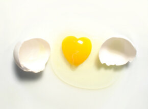 Your body doesn't need these eggs for their cholesterol. It already has its own internal supply.