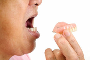The kind of dentures you choose depends a lot on what degree of tooth loss you have.