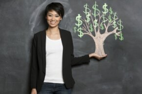 Investments can help you grow money for the future.