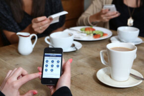The O2 Wallet app, available in the UK, is a popular example of a server-side digital wallet service.