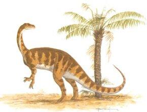 Dilophosaurus wetherilli