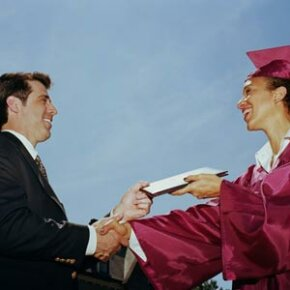 A good deal of paperwork lies between you, your loan and your degree -- but for many, it's worth it.