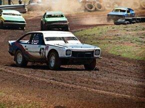 Dirt racing cars.