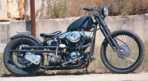 Dirty Love chopper by Suicycles. See more chopper pictures.