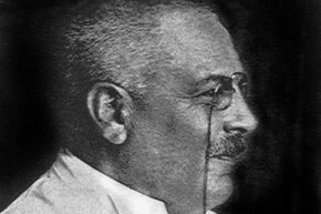 German psychiatrist Alois Alzheimer was the first person to identify the disease that bears his name.