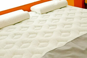 We know that we should turn and flip our mattresses every few months to make them last longer, but is it possible to actually disinfect them?