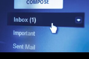 Can you remember how you communicated with friends, relatives and business associates before e-mail?