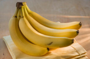 Potassium-rich foods like bananas can reduce sodium's effect on blood pressure.
