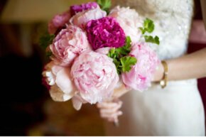 Not only will making your own bouquet save some money, it will also make it more personal and special on your big day.