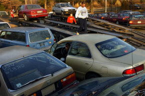 The Salvation Army is one organization that often takes car donations. Is donating your vehicle right for you?