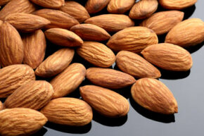 Nuts have a high oil content and will go rancid in just a few months.