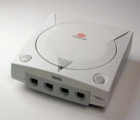 Dreamcast was the first video game system to have a built-in modem and 128-bit graphics.