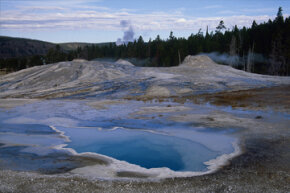 Drilling at the surface of a supervolcano isn't likely to create any measurable seismic activity, but it could cause a string of explosions if the drillers happened to hit a hypothermal pocket.