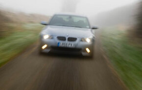 Some studies show that driving with your headlights turned on during the day prevents accidents.