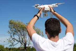 A drone is essentially a flying computer, and is as hackable as any other laptop or desktop device.