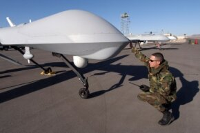 Military UAV pilots get extensive training, but many burn out early on.