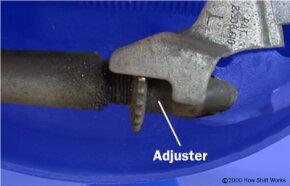 Figure 6. Adjuster mechanism