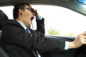 Is driving while sleep-deprived really as bad as driving drunk?