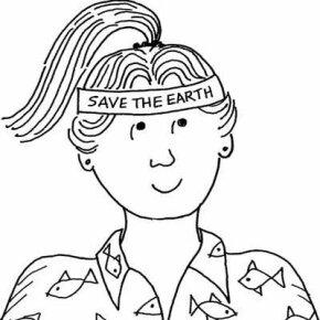 Good News Headbands Earth Day Activity
