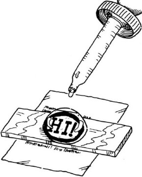 Try the Water Magnifier easy water activity.