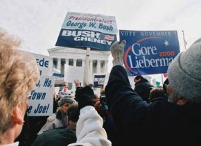 In 2000, Al Gore had over half a million votes more than George W. Bush, with 50,992,335 votes to Bush's 50,455,156. But after recount controversy in Florida and a U.S. Supreme Court ruling, Bush was awarded the state by 537 popular votes.
