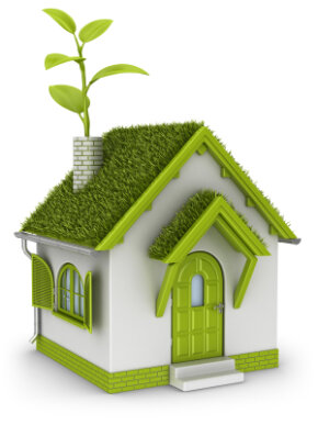 Go green with ecodesign. See more green living pictures.