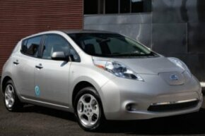 Check out the Nissan Leaf!