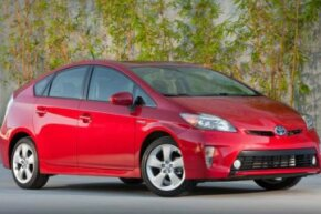 Check out the Toyota Prius!