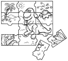 Make your Jigsaw Puzzle as difficult as you want.