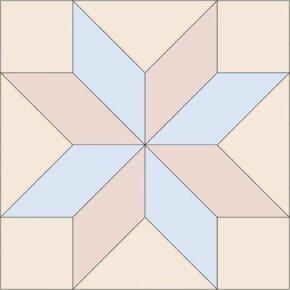 Quilt blocks.