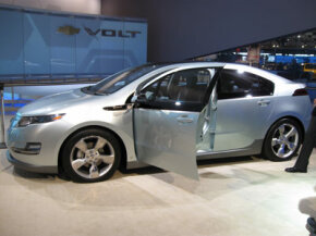 If GM can deliver on its promise, the Chevy Volt could bring electric cars to the masses by 2010.