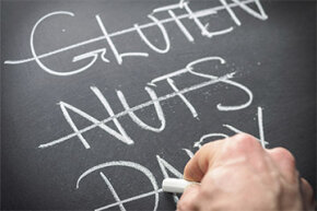 Gluten, nuts and soy, among other foods, often get the temporary boot from people on elimination diets.