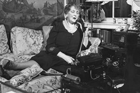 Emily Post was not afraid to change with the times. In addition to continuing her etiquette writing career, she also nabbed spots on the radio and in magazines.