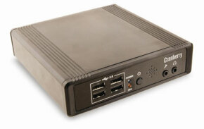 The Cranberry SC20 smart client computer