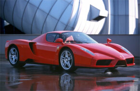 Image Gallery: Exotic Cars Enzo on display at the Frankfurt Motor Show. See more pictures of exotic cars.