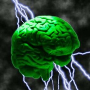Brain Image Gallery Epilepsy has been compared to an electrical storm in the brain. See more brain pictures.
