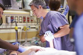 The regular trauma nurses face leaves them at risk for developing PTSD.