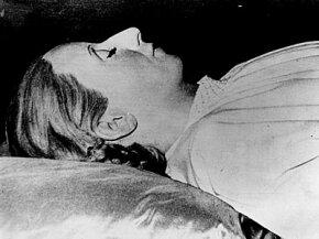 Dr. Pedro Ara embalmed Eva Peron's corpse over the course of a year.