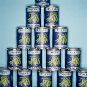 Where does canned food stack up in the food pyramid? And how long does it last? Check out these boxed food pictures.
