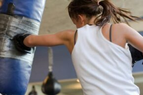 Do you get your stress out by working up a sweat?
