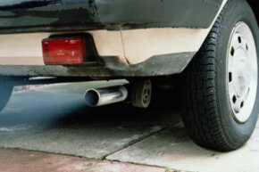 Exhaust systems are built to last awhile, but they're not invincible.