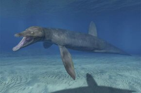 The pilosaur was described as a crocodile on steroids; it could be as long as 59 feet.
