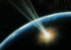 While asteroid collisions have probably been behind at least one major mass extinction, most extinctions happen on a much smaller scale.
